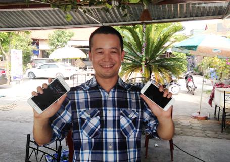 iphone 6 1 Fuite de l'iPhone 6 avant sa sortie officielle
