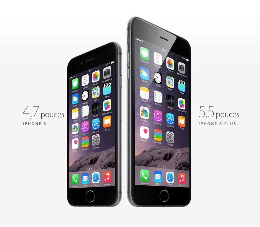 iphone 6 plus Bilan keynote : iPhone 6, Apple Watch et Apple Pay