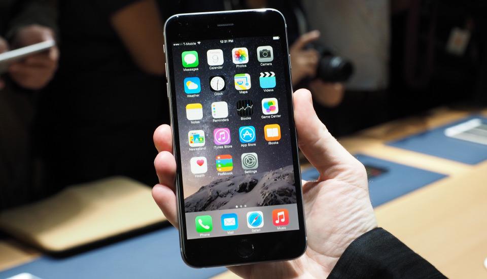 lead iphone6plus Un écran à affichage 3D pour le prochain iPhone ?