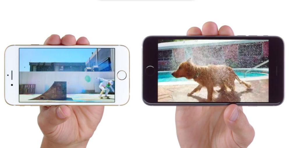 pub iphone 6 plus Deux nouvelles pub de stars pour l'iPhone 6 et 6 Plus