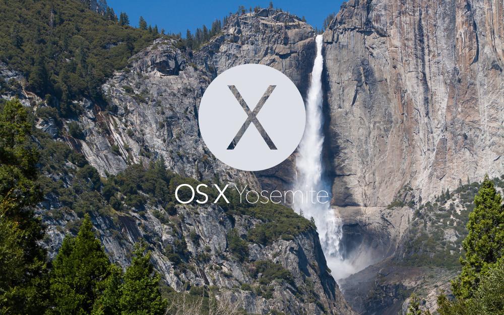yosemite Apple a lâché OS X Yosemite 10.10.2 pour les développeurs