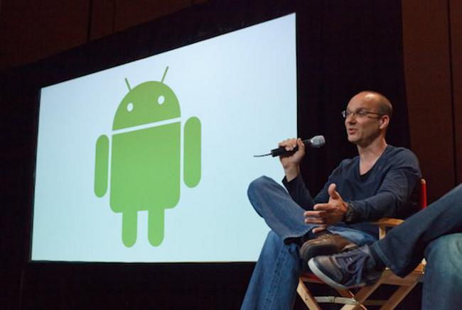 Andy Rubin quitte Google Le co fondateur dAndroid Andy Rubin quitte Google