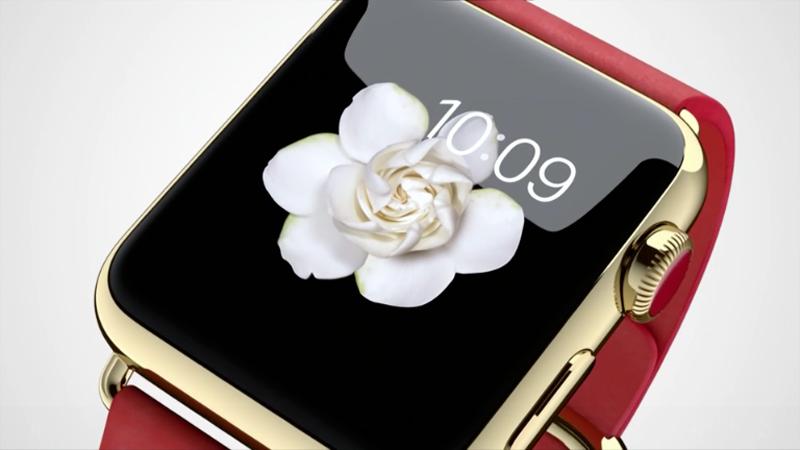 Apple Watch tres haut de gamme Des coffres forts pour lApple Watch en or 18 carats