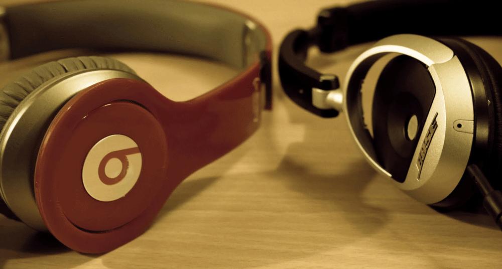 Bose Beats Beats et Bose sentendent finalement sur la réduction du bruit ambiant