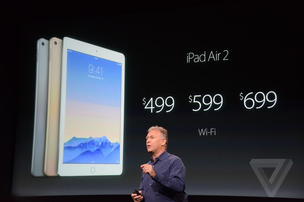DSC 0577 Bilan keynote : iPad Air 2, iPad mini 3 et iMac Retina 5K