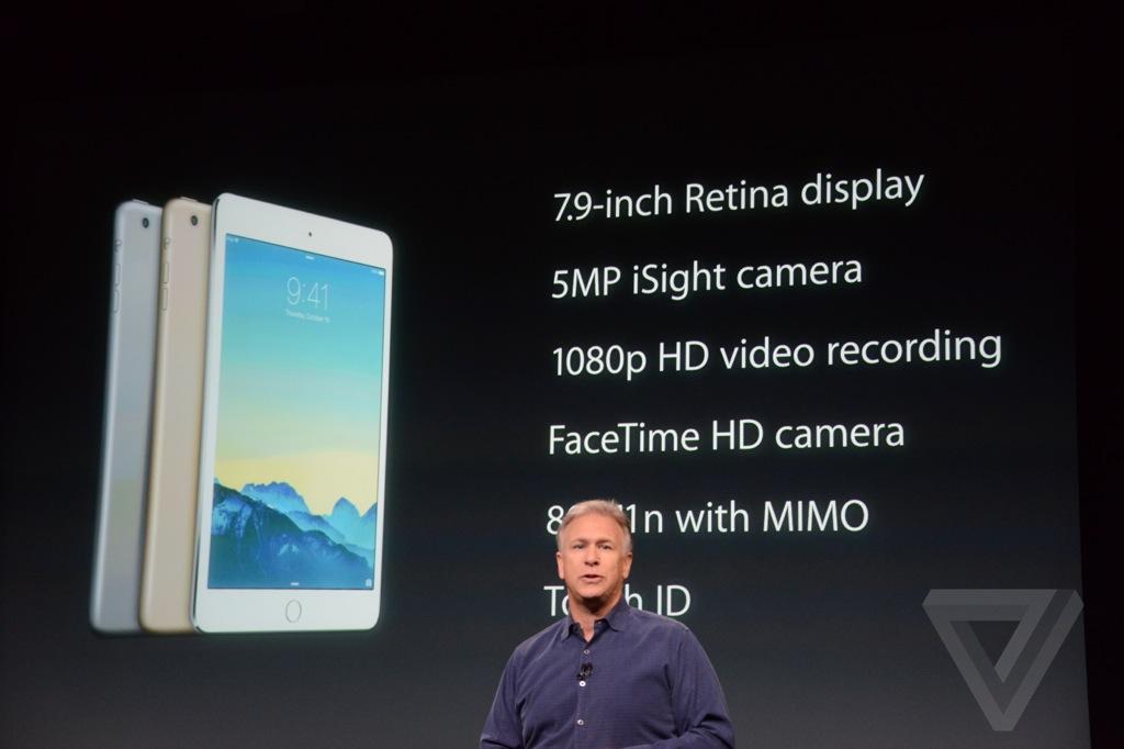 DSC 0587 Bilan keynote : iPad Air 2, iPad mini 3 et iMac Retina 5K