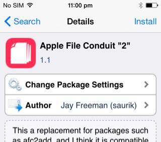 IMG 0001 Saurik met à jour AFC2 pour le jailbreak iOS 8