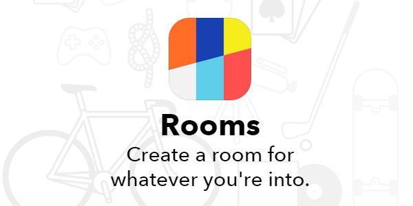 Rooms Facebook YourStory Rooms de Facebook : une copie délibérée de lapplication Room ?