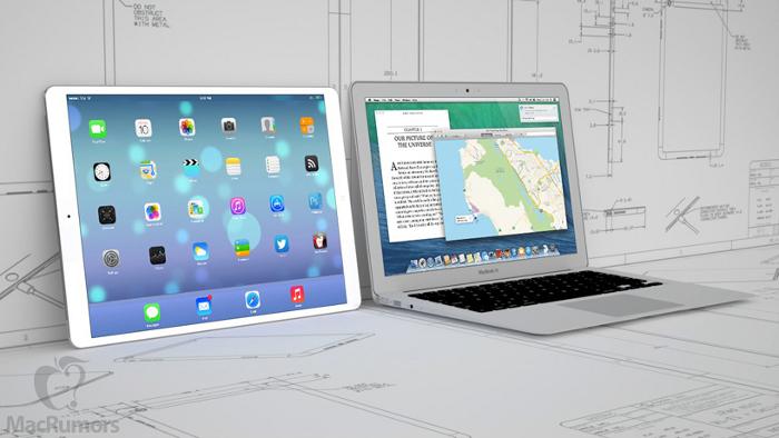 apple ipad pro Un plan du futur iPad Air Plus de 12,2 pouces en fuite ?