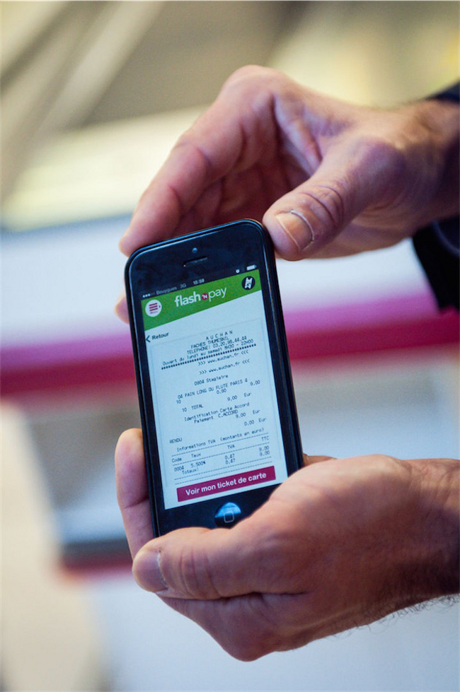 apple pay auchan met en place son propre systeme de paiement Auchan va concurrencer Apple Pay avec MyAuchan