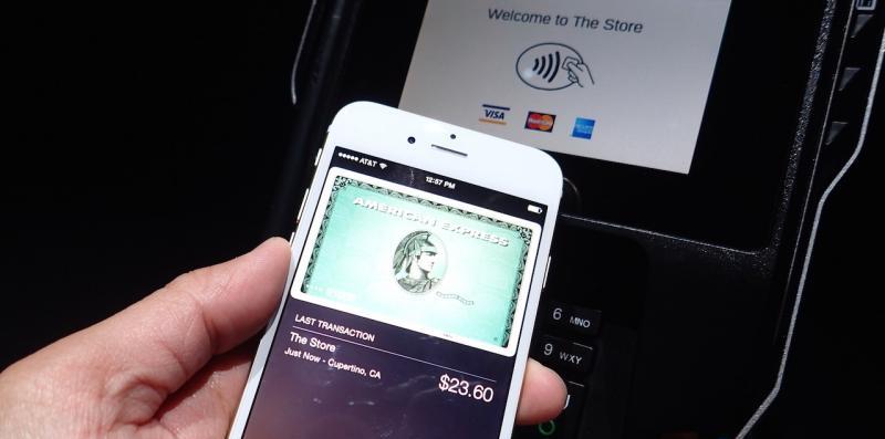 apple pay hands on sg 11 Le NFC des iPhone 6 et 6 Plus souvrira peu à peu à des tiers