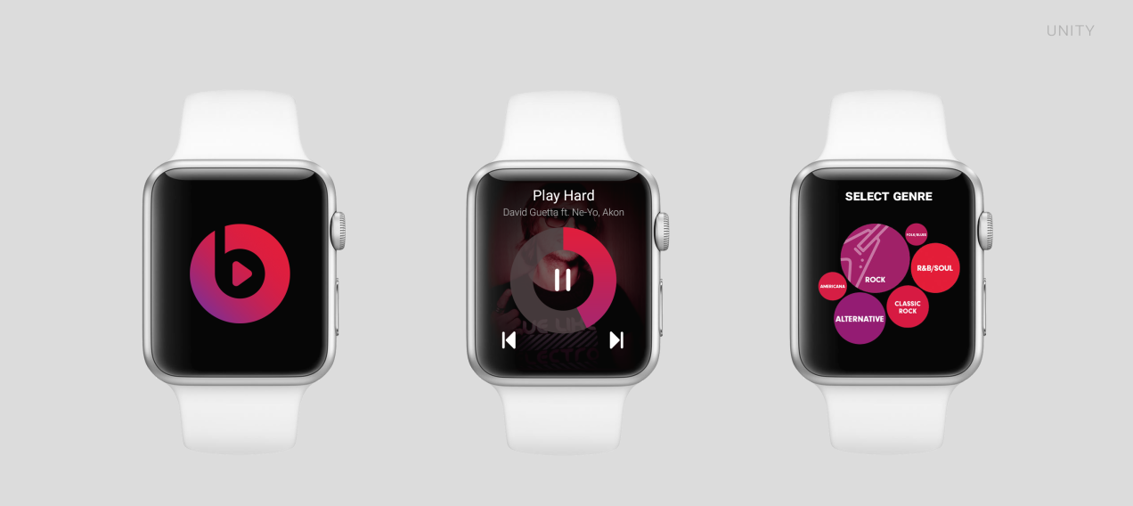 apple watch beats A quoi ressembleront les applications sur lApple Watch ?