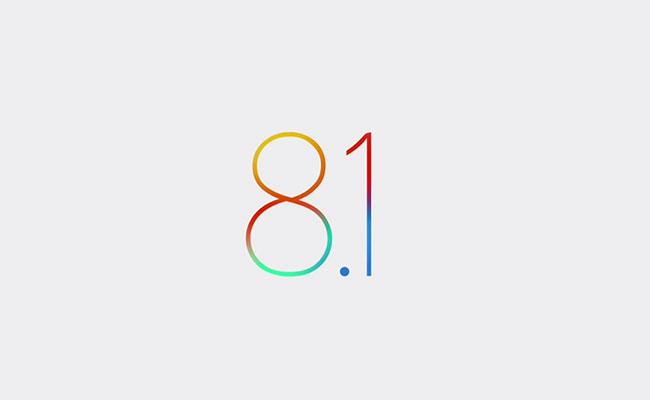 ios 8 1 Apple a publié iOS 8.1.1 pour les développeurs
