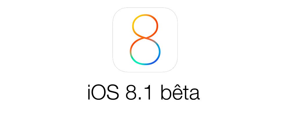 ios 8 1 beta iOS 8.1 bêta 2 disponible pour les développeurs