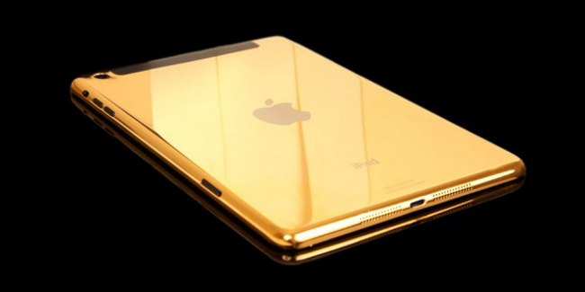 ipad air versions or Il y aura peut être un iPad Air 2 version Or