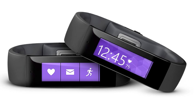 microsoft band 2 Microsoft Band : Un nouveau concurrent de lApple Watch