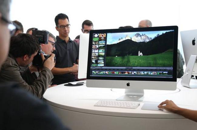 pub imac retina 5K Une nouvelle pub pour liMac Retina 5K