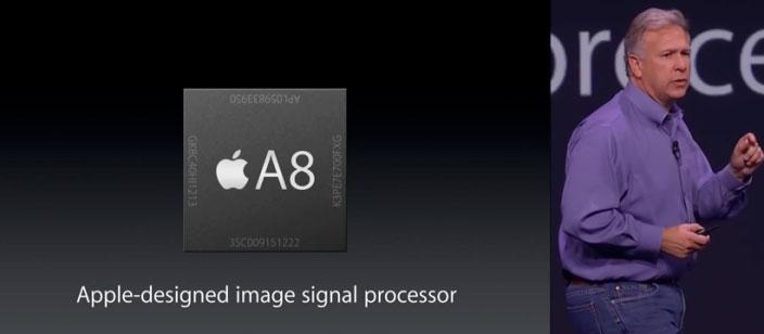 A8 puce iphone 6 4K LiPhone 6 et liPhone 6 Plus peuvent lire la 4K nativement