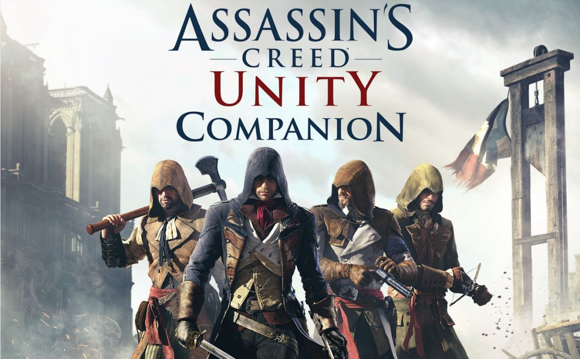 ACUnityCompX 1163x720 Assassin's Creed Unity : Lapplication compagnon disponible sur iOS