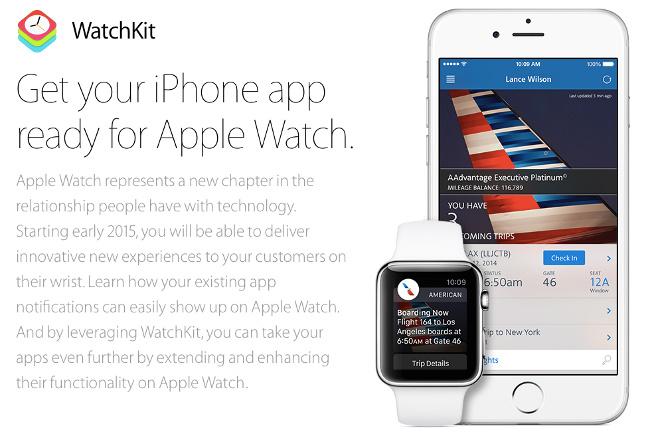 Apple Watch Watchkit 1 Des détails intéressants de lApple Watch dans le Watchkit