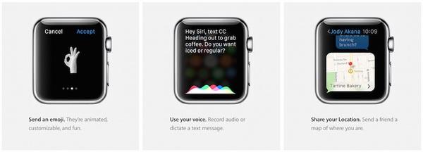 Apple mise a jour informations apple watch 2 Le site US dApple met à jour sa section sur lApple Watch