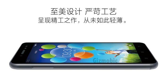 Lenovo Sisley S90 une copie de l iphone 6 03 Lenovo lance le Sisley S90, une copie de liPhone 6
