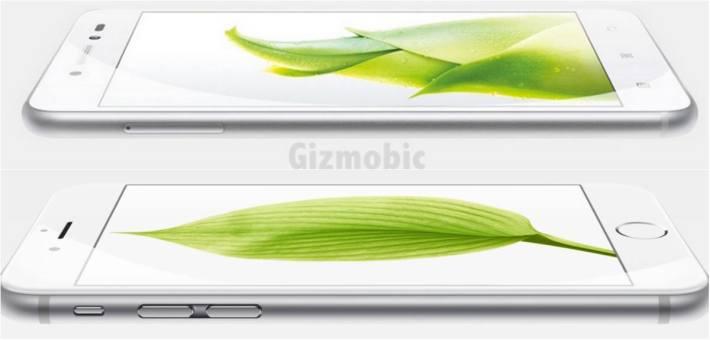 Lenovo Sisley S90 une copie de l iphone 6 Lenovo lance le Sisley S90, une copie de liPhone 6