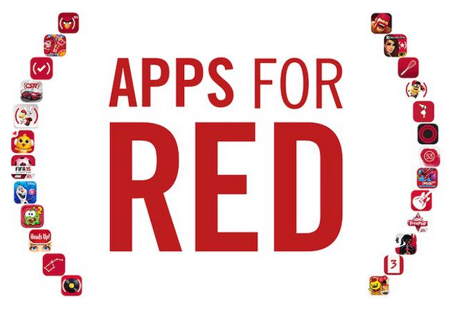 Lutte contre le SIDA Apple passe au RED Lutte contre le sida: RED génère 20 millions de dollars