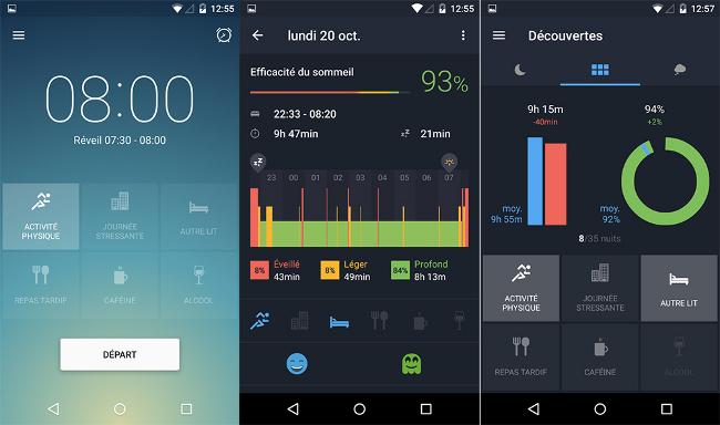 Runtastic lance l application Sleep Better 2 Sleep Better : une application pour améliorer votre sommeil