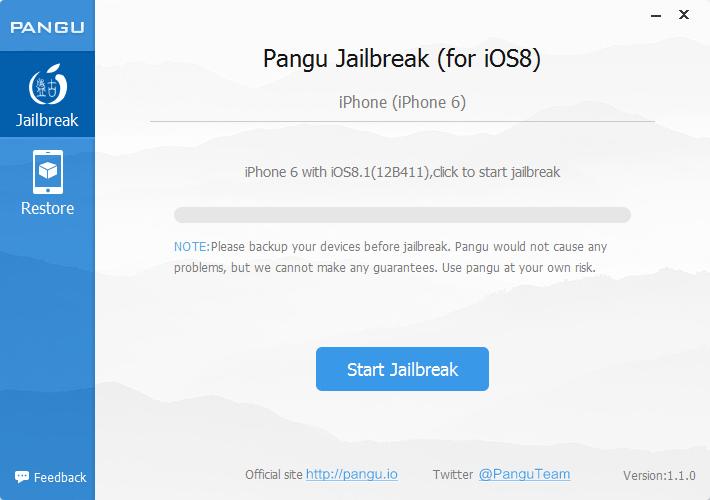 Sans titre [TUTO] Jailbreak de liOS 8 avec PanGu8 v1.1.0