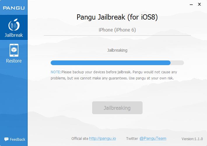 Sans titre4 [TUTO] Jailbreak de liOS 8 avec PanGu8 v1.1.0