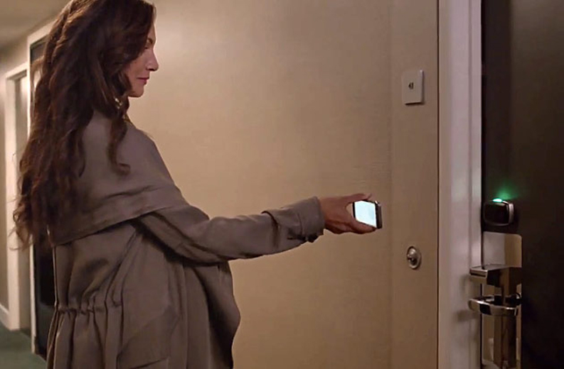 Starwood Hotels SPG Keyless Starwood Hotels: LiPhone servira désormais de clé virtuelle