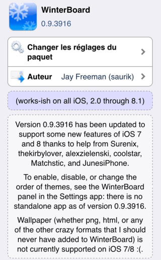 Winterbaord iOS8 320x514 [Cydia] Winterboard se met à jour pour liOS 8