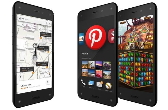 amazon Fire Phone ecran 3D Un écran à affichage 3D pour le prochain iPhone ?