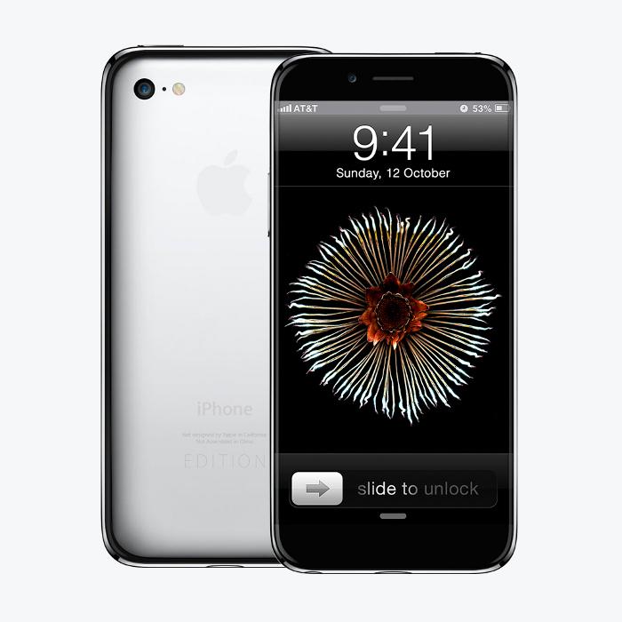 concept iPhone 6s Grisha Serov 1 Joli concept iPhone 6S inspiré par lApple Watch