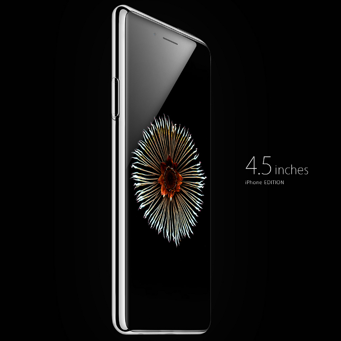 concept iPhone 6s Grisha Serov 2 Joli concept iPhone 6S inspiré par lApple Watch