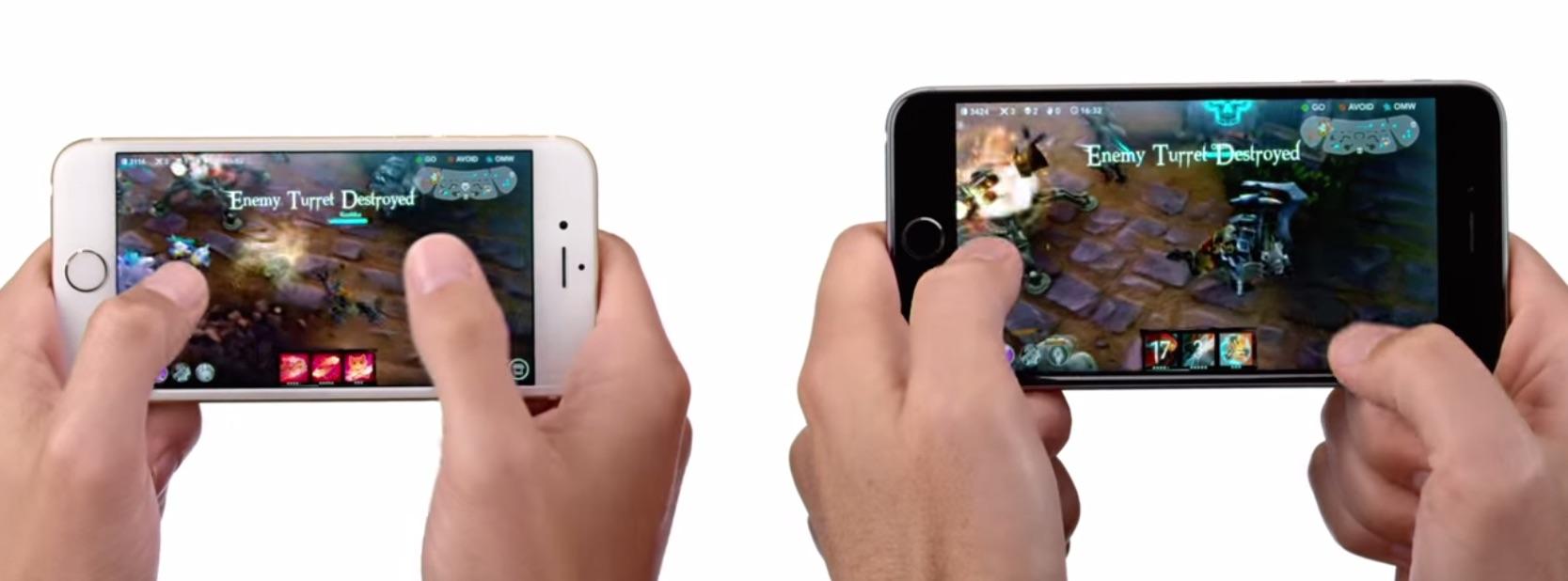 deux nouvelles pub iPhone 6 jeux video et continuite Nouvelles pubs iPhone 6: Jeu vidéo et Continuité à lhonneur