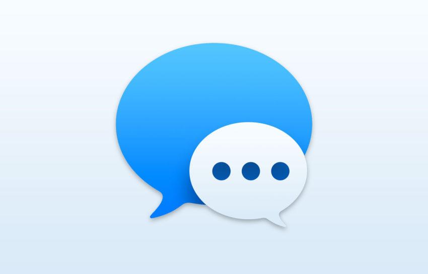 imessage 850x544 Rumeur : les notifications de capture décran sur iMessage avec iOS 11 ?