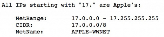 moteur de recherche Apple 3 Un moteur de recherche Apple en préparation ?