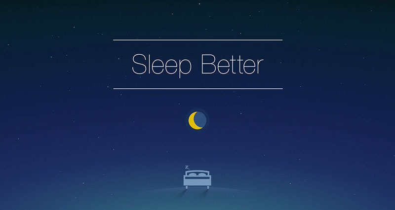 sleep better runtastic Sleep Better : une application pour améliorer votre sommeil