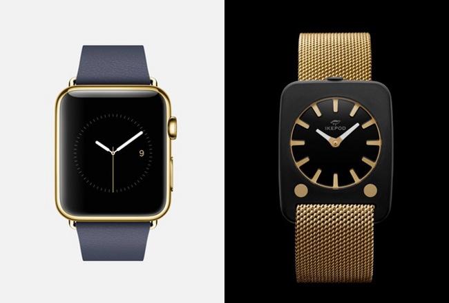 Apple Watch vs Ikepod Solaris SCB18 Et si lApple Watch avait été dessinée par Marc Newson ?