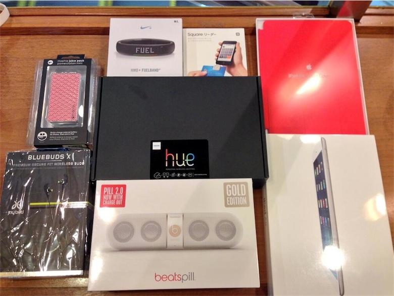 Apple lucky bags Japon Apple sapprête pour les lucky bags au Japon