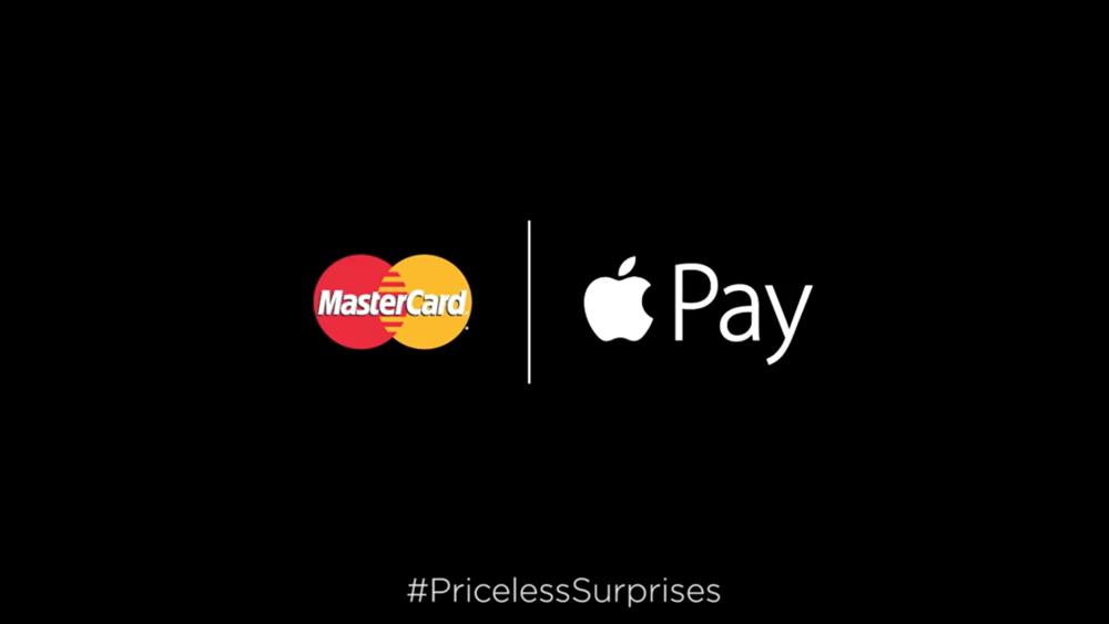 Apple Pay MasterCard Gwen Stefani dans une pub pour MasterCard & Apple Pay