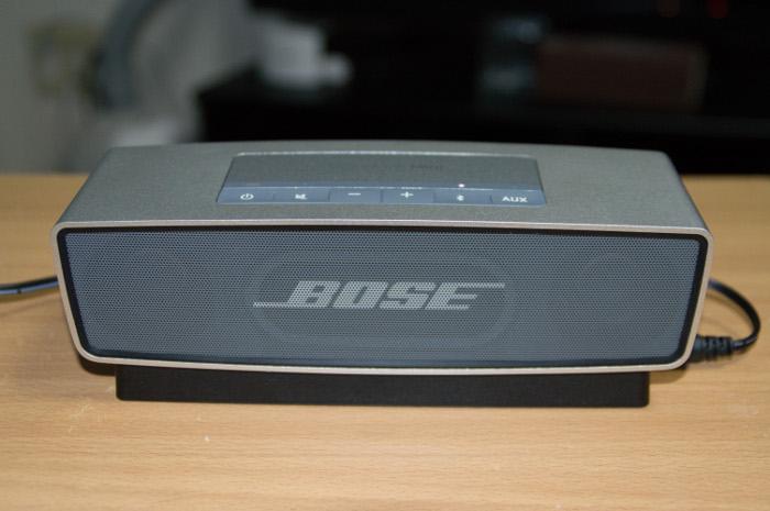 Bose Soundlink Mini Bose pourrait avoir bientôt son propre service de streaming