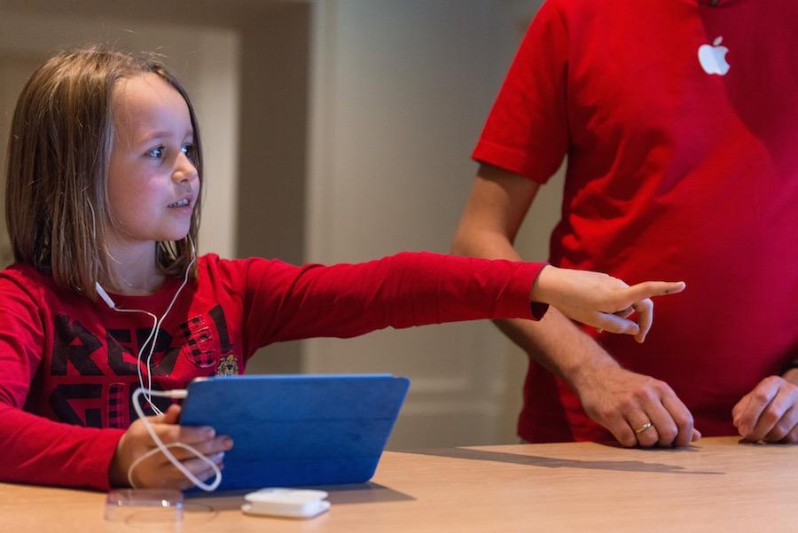 Hour of Code Berlin 1 Apple présente la galerie photos des ateliers Hour of Code