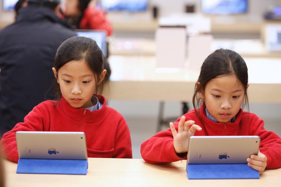Hour of Code Shanghai 3 Apple présente la galerie photos des ateliers Hour of Code