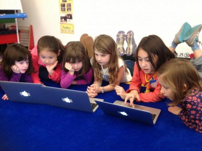 Hour of Code Apple Store: Des ateliers pour apprendre à coder aux enfants
