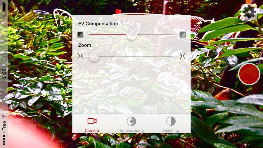 Live HD R iOS est gratuit Live HD/R – lappli iOS dimages haute dynamique est gratuite