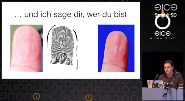 Piratage TouchID Piratage du Touch ID : des clichés pour contrefaire une empreinte