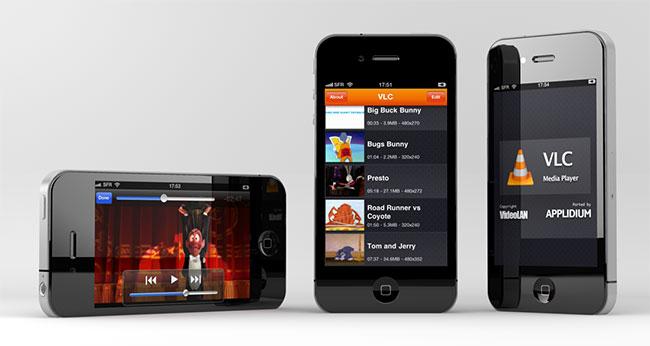 VLC sur iOS VLC revient sur iOS début 2015